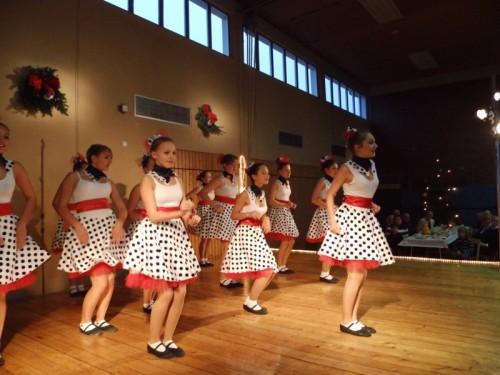 Foto: Wieder dabei, die Gruppen vom Ballettkreis Märchenland.