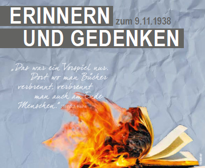 Gedenken Reichsprogromnacht