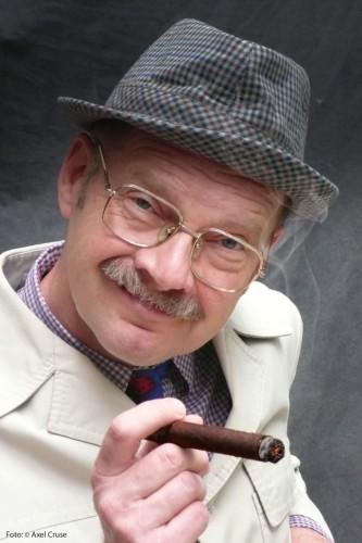 Gibt Einblicke in den Dschungel der deutschen Steuervorschriften: Herr Heuser vom Finanzamt.
