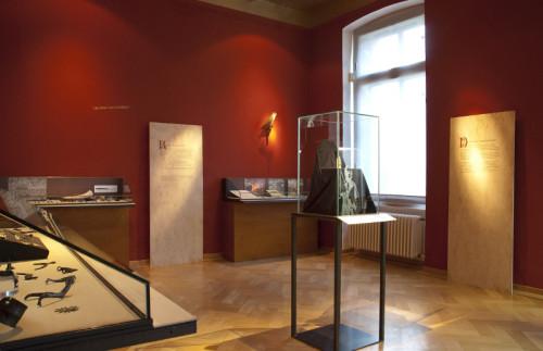 Ausstellung Falkenburg / Foto: Lippisches Landesmuseum Detmold