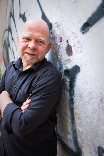 Bernd Gieseking präsentiert die 22. Auflage seines Jahresrückblicks im LWL-Industriemuseum. Foto: Thomas Rosenthal
