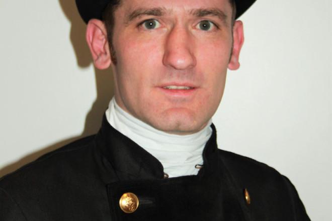 Freut sich auf die neue Aufgabe: Marcel Engehausen, Bezirksschornsteinfeger für Augustdorf