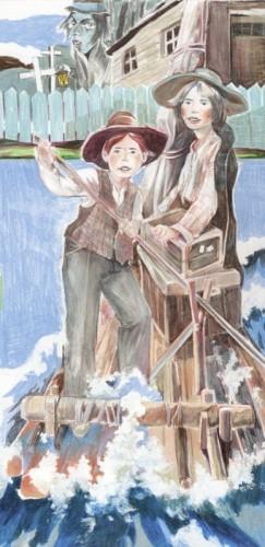 Tom Sawyer...