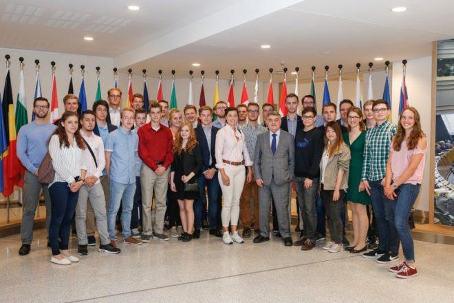 Auf dem Foto ist in der Mitte Herbert Reul MdEP Vorsitzender der CDU/CSU Gruppe im Europäischen Parlament ©European Union 2016