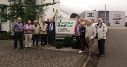 Besuch Strangfeld