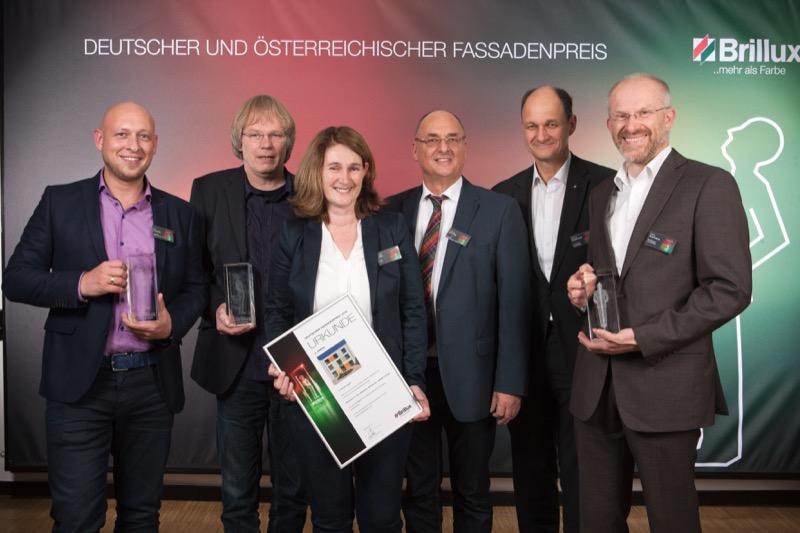 Auszeichnung Kreissenioreneinrichtung In Lemgo Erhalt Deutschen Fassadenpreis Lippe News