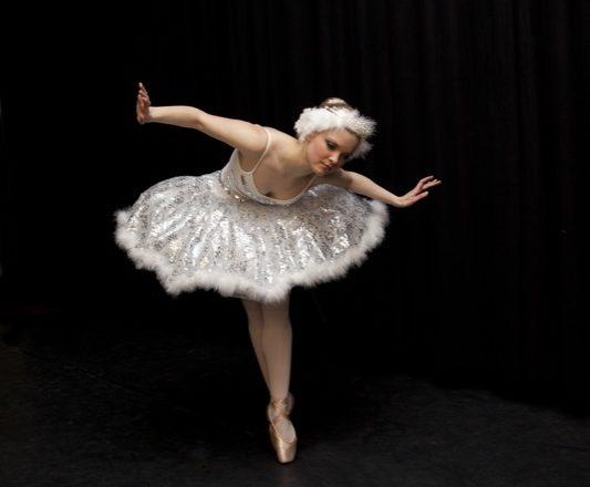 Dipl. Tanzpädagogin Vanessa Luckau gestaltet den professionellen Unterricht für Ihr Kind!