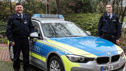 Polizei Detmold News